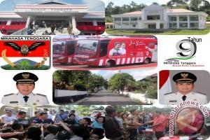 Sembilan Tahun Minahasa Tenggara Semakin Maju