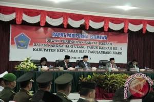 Wagub Ajak Pemkab Sitaro Berkoordinasi Sinkronkan Pembangunan