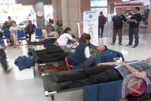 BNNP  Sulut gelar donor darah Hari Antinarkotika