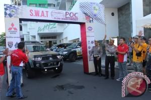 Dirlantas Polda Sulut lepas SWAT POC Indonesia