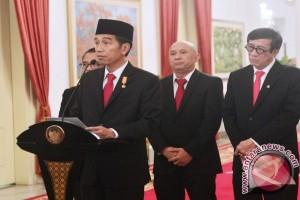 Presiden terima surat kepercayaan delapan dubes