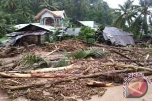 Empat Warga Meninggal Diterjang Banjir Dan Longsor