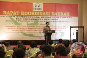 Wagub Sulut Berharap Populasi Penduduk Dikendalikan