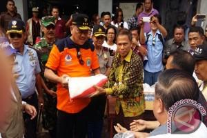 Bulog Peduli Salurkan 1.000 Paket Sembako Kepulauan Sulut