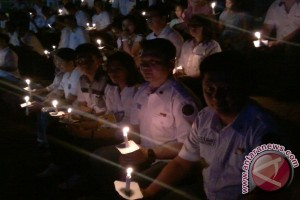 BNNP gelar malam renungan peringati Hari Antinarkotika