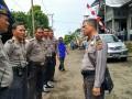 Kepolisian Jaga Keamanan Pilhut Minahasa