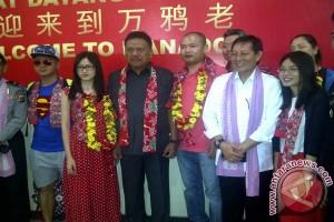 Wali Kota-wawali Manado jadi pahlawan pariwisata