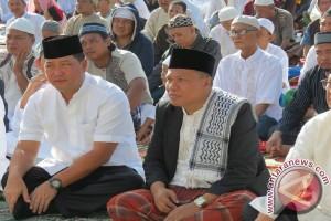 Muslim Manado Salat Idul Fitri di 150 Lokasi