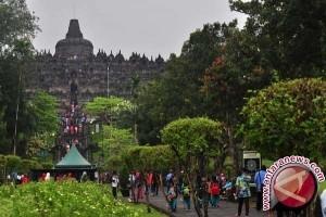 Candi Borobudur dikunjungi 53.792 orang