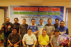 Kompetisi Liga Nusantara-Suratin Cup dibagi tiga zona