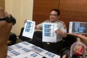 Kepolisian tetapkan tiga tersangka peredaran uang palsu