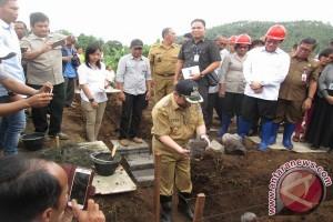 BNPB-RI Mulai Membangun Rumah Rehabilitasi Pascabencana Manado