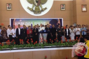 Tokoh Gereja Doakan Pemimpin Daerah Sulut