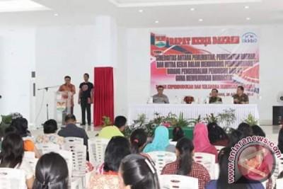 Bkkbd Minahasa Tenggara Gelar Rakerda Kependudukan