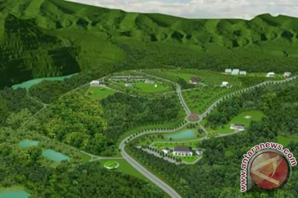 Pemkab Siapkan Amdal Pembangunan Kebun Raya Megawati