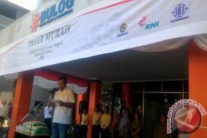 BUMN bagikan 1.000 paket kebutuhan pokok di Manado