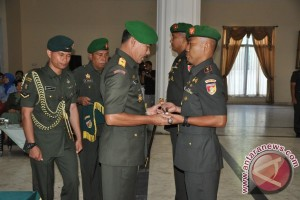 Letkol Inf Dadang jabat Dandim Gorontalo