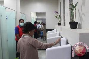 Asosiasi Toilet Nilai Bandara Samrat Manado