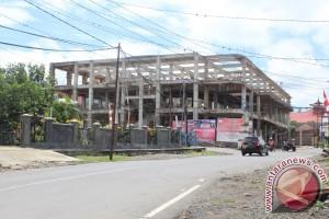 Pengoperasian Plaza Ratahan Awal 2017