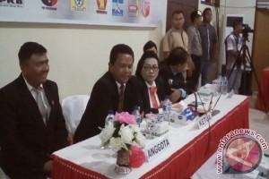 KPU Sangihe tutup pendaftaran pasangan calon