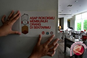 Kota Tomohon Butuh Perda Kawasan Tanpa Rokok