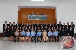 Wali Kota Tomohon Harapkan Birokrat Miliki Kompetensi