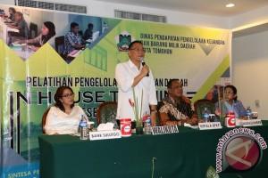 DPPKBMD Tomohon Perkuat Kapasitas Pengelola Keuangan