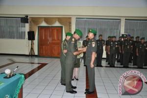 Letkol Saiful Parenrengi jabat Dandim Satal