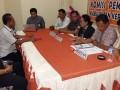 KPU Sangihe menerima dokumen perbaikan pasangan Makagansa-Silangen