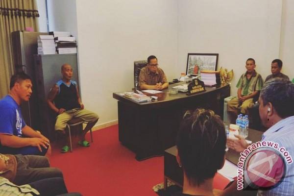 Nelayan Sario Tumpaan Adukan Kontraktor ke DPRD Manado