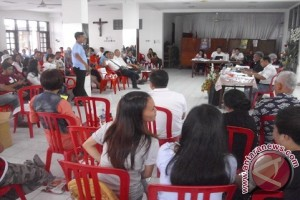 Mgr Suwatan-Mgr Pius: 2nd IYD Manado Luar Biasa