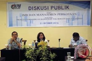 Pakar: Pemkot Harus Berlakukan SIBP  Terbitkan IMB