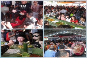 Pameran Pembangunan Minahasa Utara Dapat Kunjungan Turisman