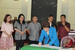 DPRD-Pemkot Manado Sahkan APBD 2017