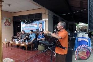 Anggota DPRD Jimmy Sangkay Reses di Mapanget Barat