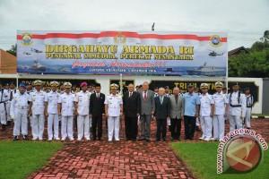 Lantamal Manado peringati Hari Armada RI