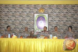 Kapolda : Siswa SPN Karombasan harus disiplin