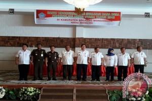 Dana Desa Kabupaten Bolaang Mongondow  Rp47,94 Miliar