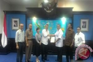 Wali Kota Koordinasi Bnn Pembentukan BNK Tomohon