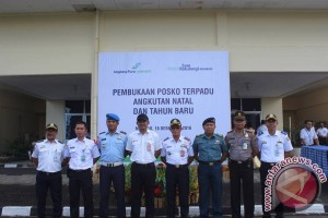 Bandara Samrat Siagakan Posko Terpadu Natal dan Tahun Baru