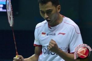 Tommy Sugiarto Juarai Thailand Masters 2017