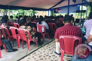 Wakil Ketua MPR-RI Dengar Pendapat di Manado