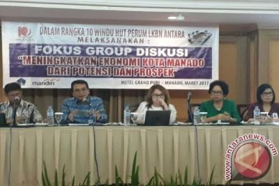 FGD- LKBN ANTARA Biro Sulut dan Bank Mandiri
