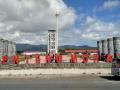 Benteng Moraya di Tondano Minahasa semakin asri, meskipun pembangunannya belum 100 persen, tetapi telah menjelma menjadi obyek wisata andalan di Minahasa, ditandai kunjungan wisata ke lokasi itu yang terus meningkat. (foto:Guido Merung)
