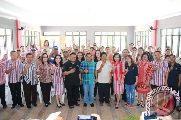 Bupati  Minahasa Tenggara Apresiasi Para Pekerja Sosial