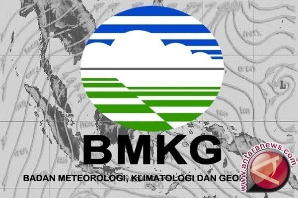 BMKG: Cuaca Sulut Berawan-Hujan Ringan Senin