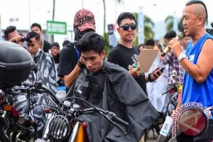 Unity Pitstop Barber Challenge Lahirkan Juara Baru di Manado