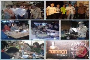Maminon Kitchen Warnai Wisata Kuliner Manado