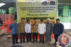 Reses ADM Di Manado Perjuangkan Ekonomi Syariah
