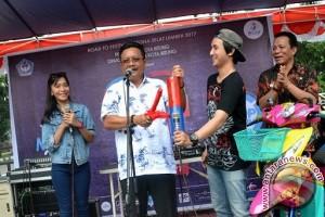 Mantiri Apresiasi Seniman Kota Bitung Gelar Bmf-2017
